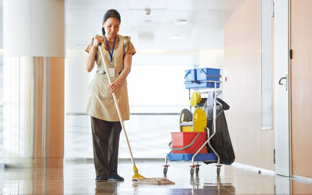 Why You Need The Right Partner for Office Janitorial Cleaning