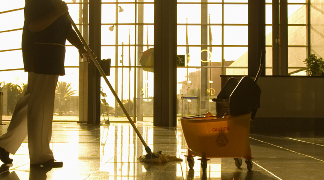 5 Reasons To Outsource Your Company's Janitorial Services